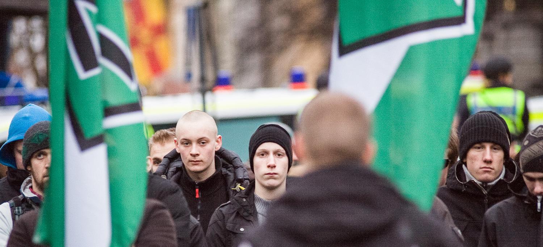 SMR, Stockholm, 091128. Simon Arnamo, Oscar Bergström mfl