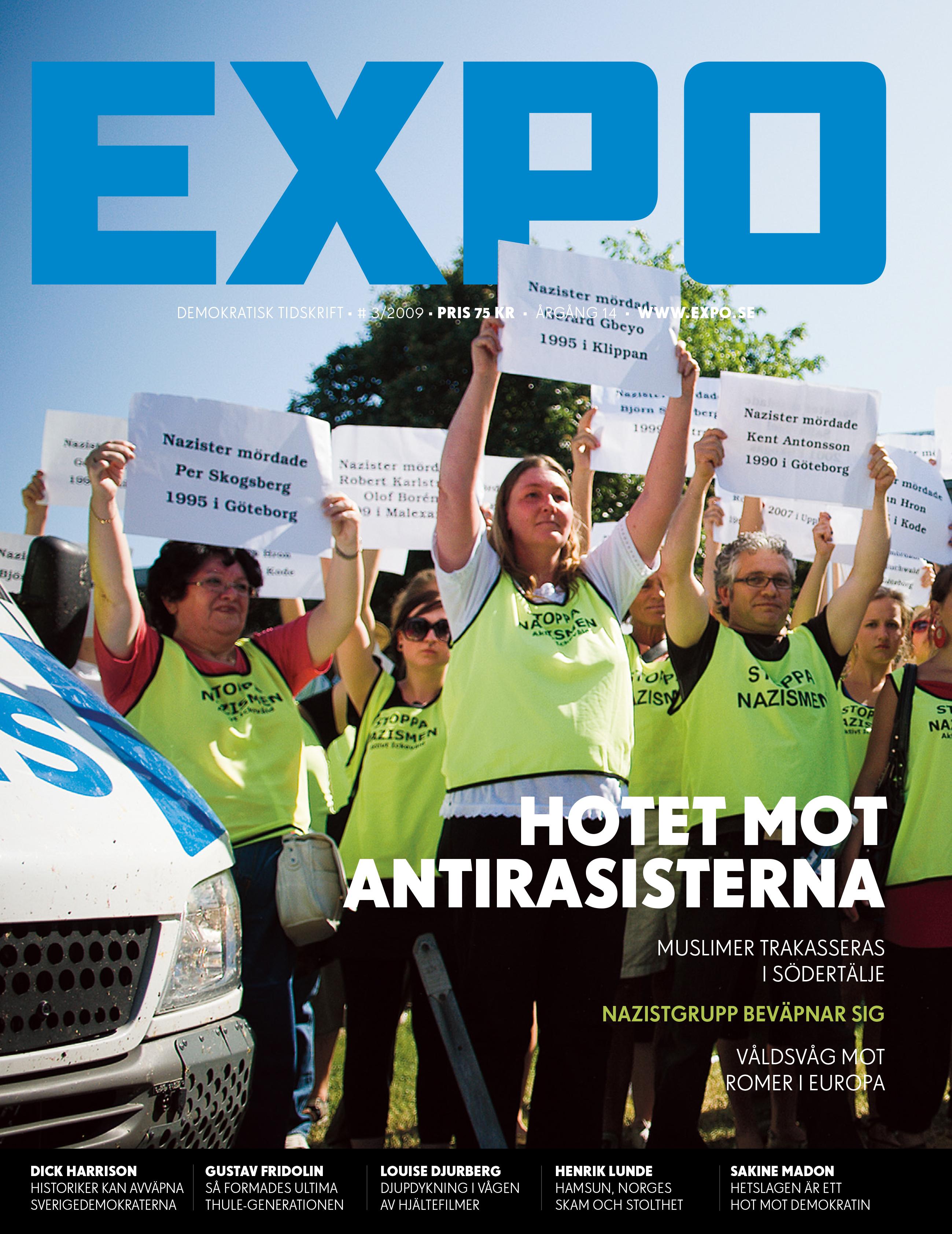 Expo #3-2009