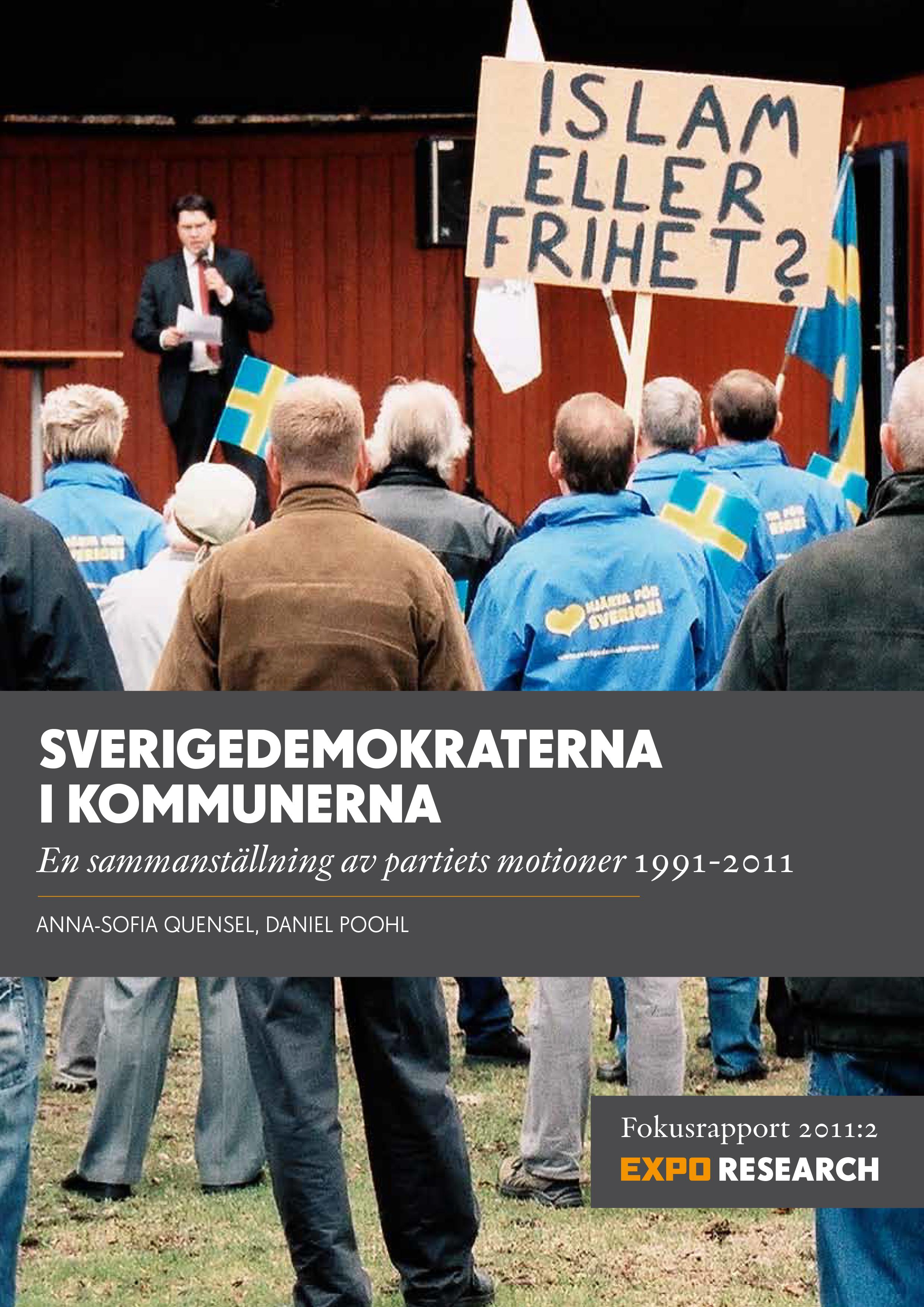 Sverigedemokraterna i kommunerna
