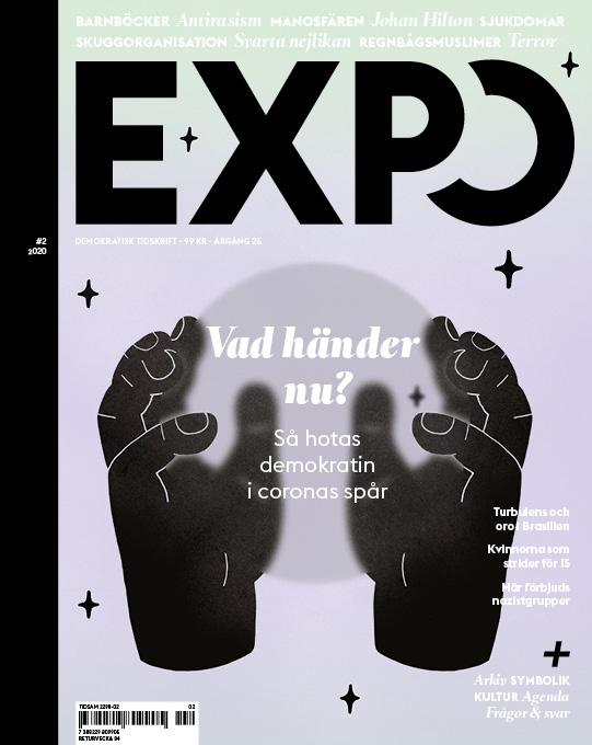 Tidskriften Expo #2-2020