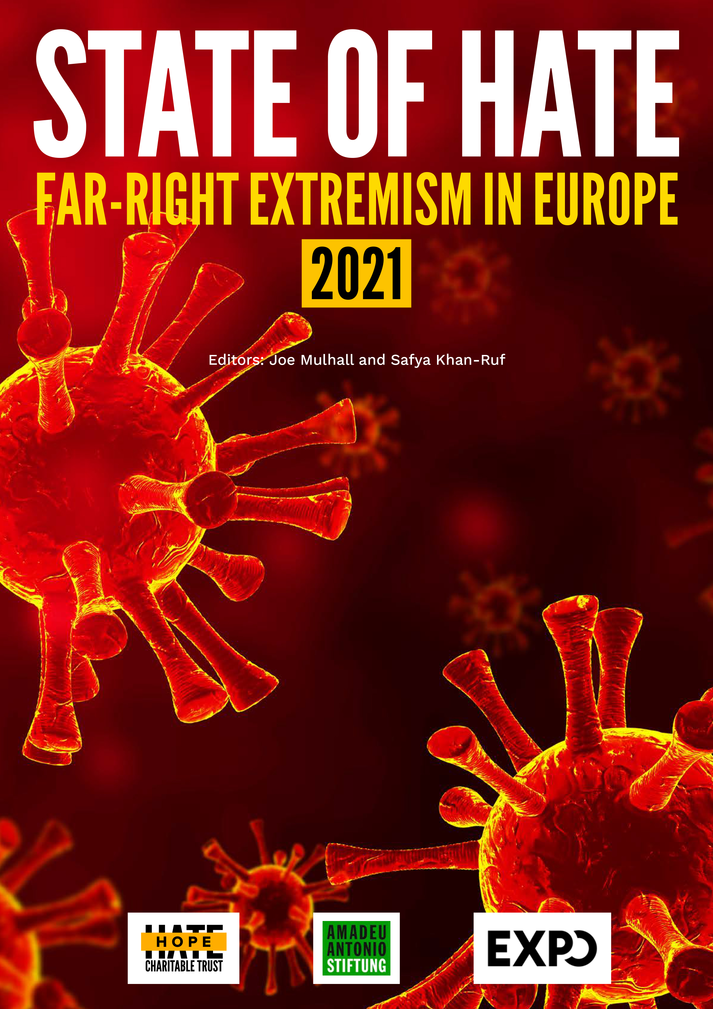 Rapport Far-right extremism in Europe 2021