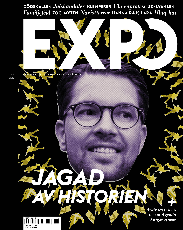 #4 2019 tidskriften Expo