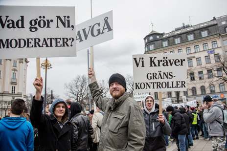 folkets demonstration