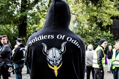 soldiers of oden