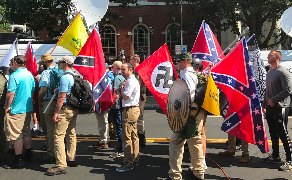 Unite the right Charlottesville