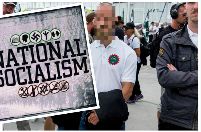 NMR-ledare åtalas för hets mot folkgrupp