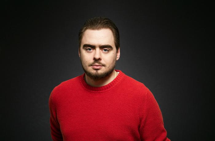 Haris Grabovac, utbildare på stiftelsen Expo