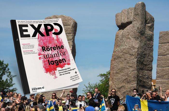 Expo #3 2021/Suveräna medborgarrörelsen Tusenmannamarschen