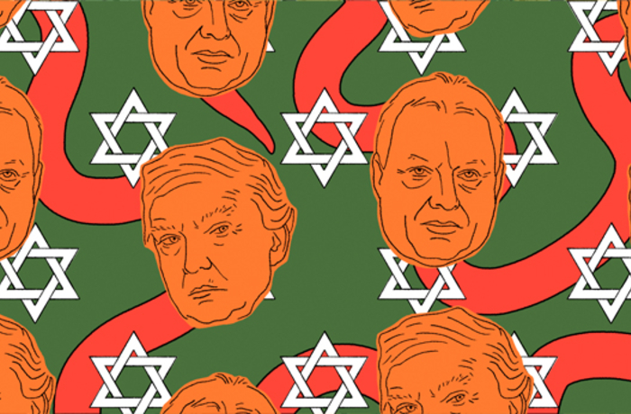 Mytkollen Hatet mot Soros