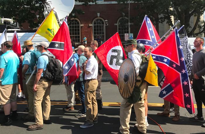 Unite the right Charlottesville