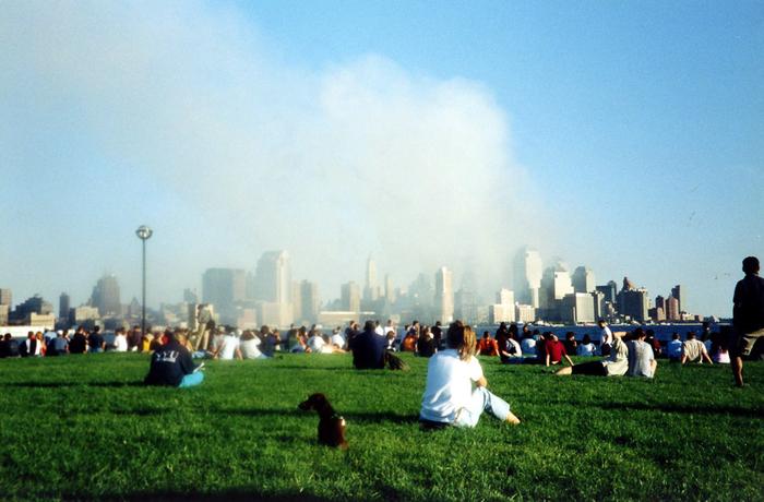 Terrorattentatet mot World Trade Centre, New York 010911