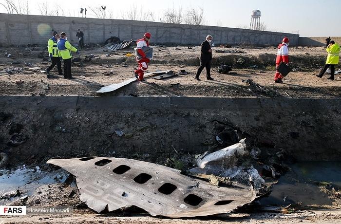 Flygkraschen i Iran natten mot onsdagen skördade 176 personers liv. 17 var hemmahörande i Sverige.