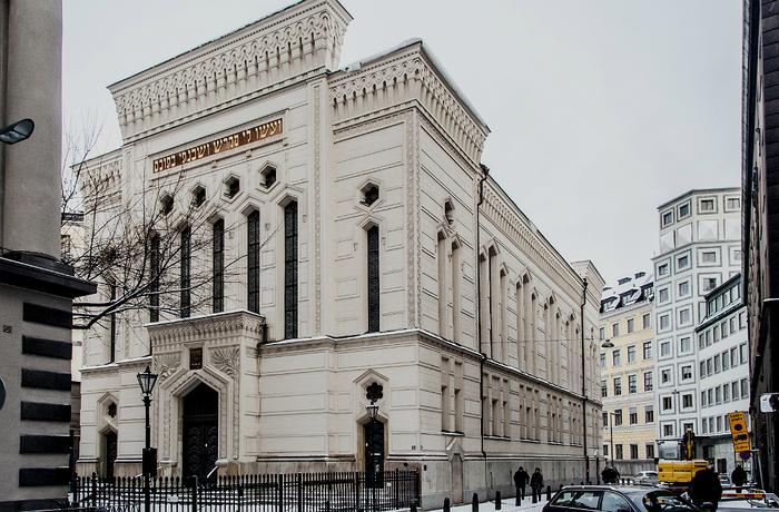 Stora synagogan i Stockholm