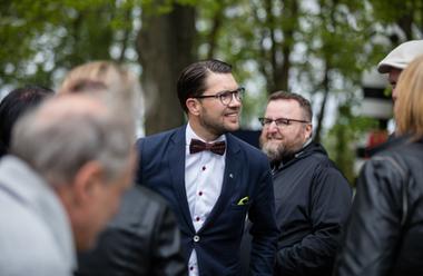 Ulf Hansen, Jimmie Åkesson, Ultima Thule