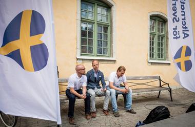 Alternativ för Sverige i Almedalen 2018