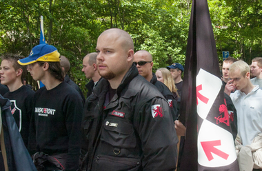 Andreas Olofsson Folkets marsch 2005