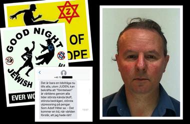 Nordiska motståndsrörelsen och antisemitismen