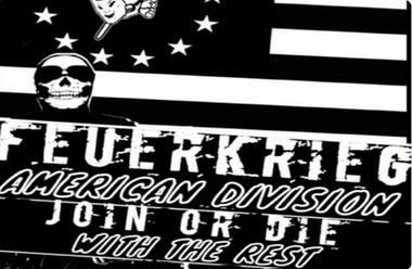 Propaganda från Feuerkrieg Division.