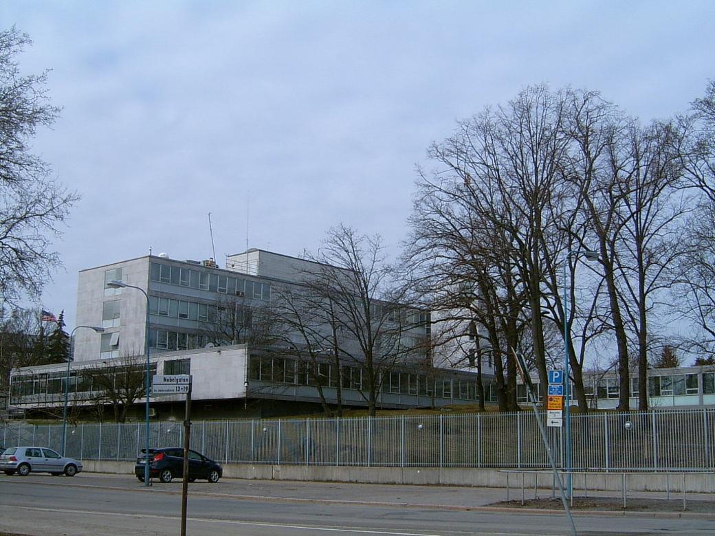 Usa ambassad stockholm