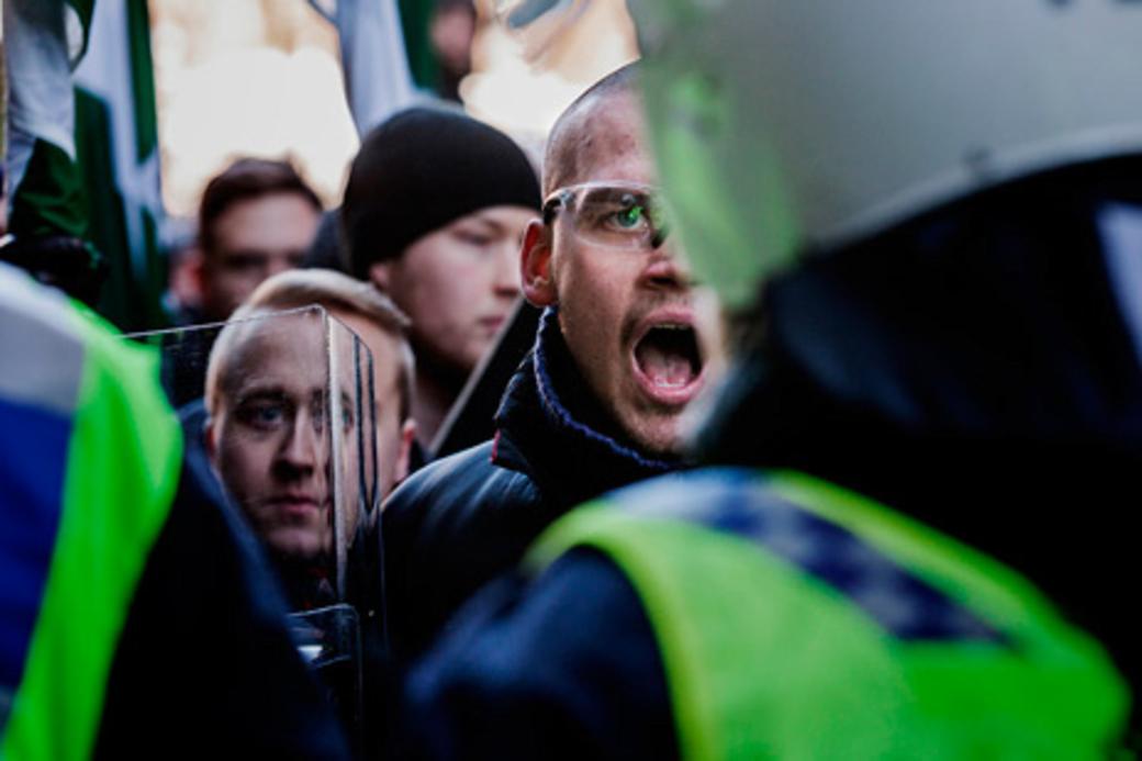 Fler brott av nazister och rasister utreds