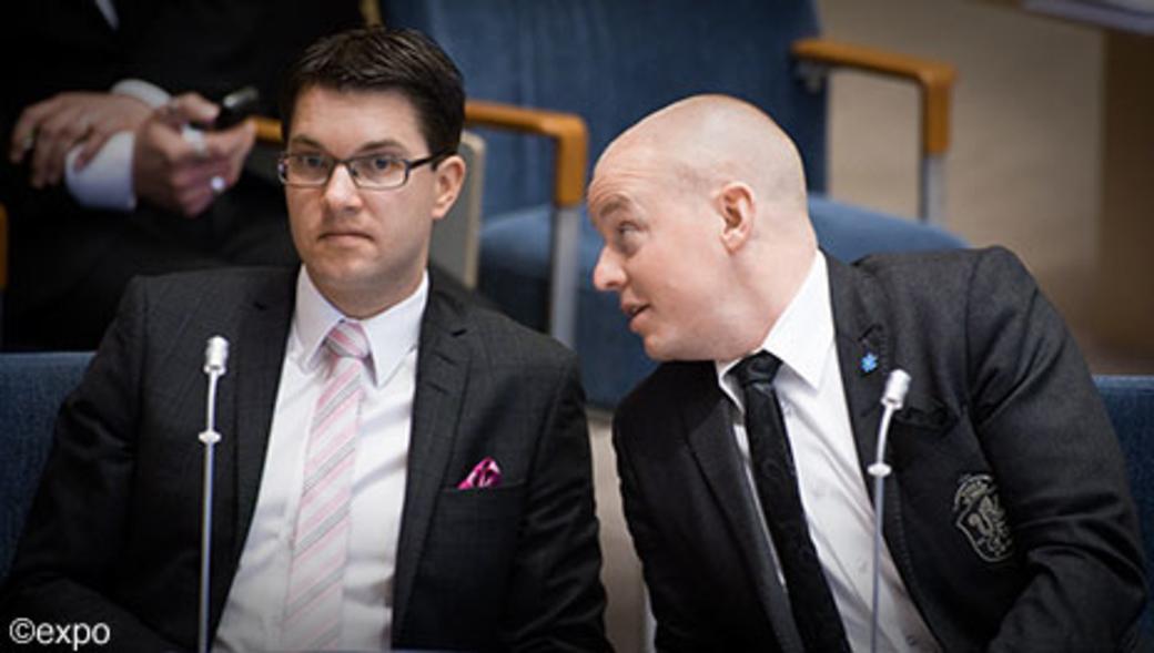 Sverigedemokraterna bjorn soder