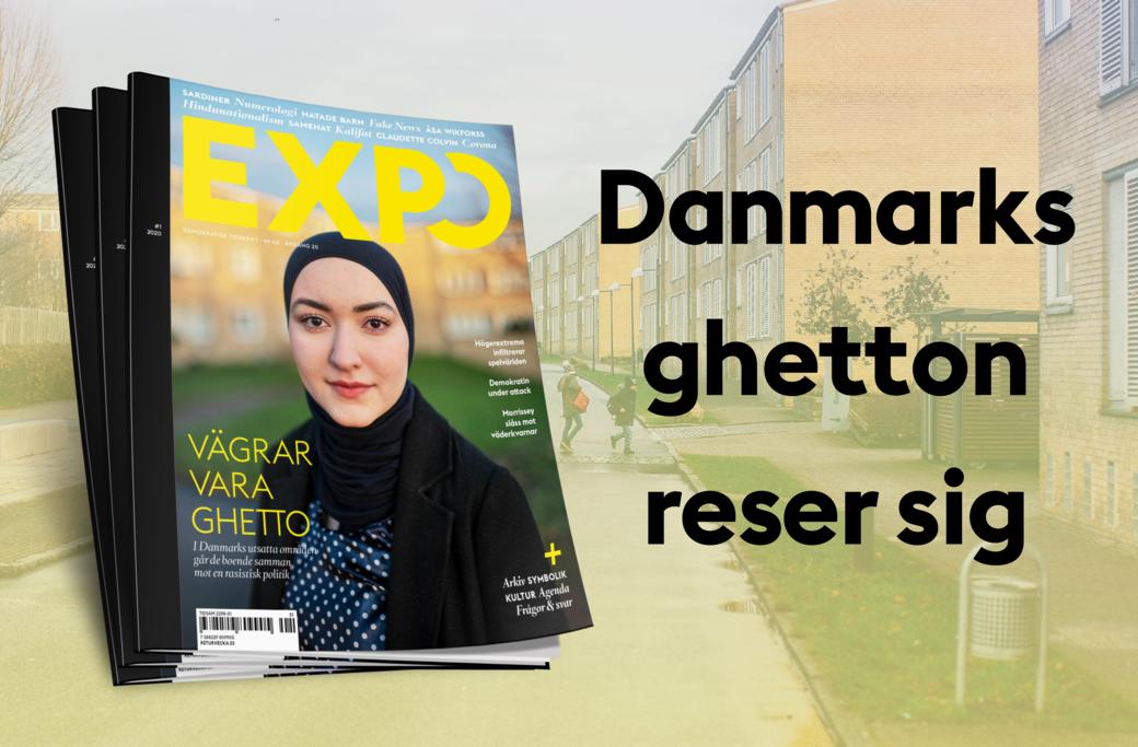 Tidskriften Expo #1-2020