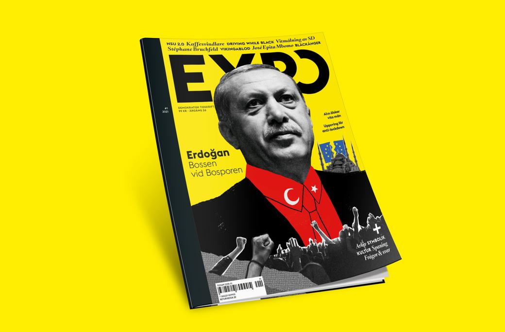 Nytt nummer av tidskriften Expo