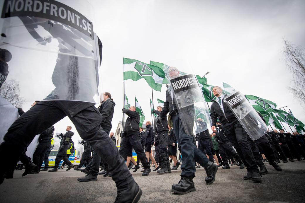 Nordiska motståndsrörelsen