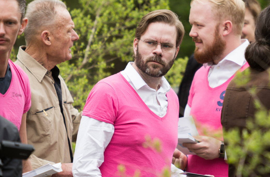 Jörgen Fogelklou, Sverigedemokraterna
