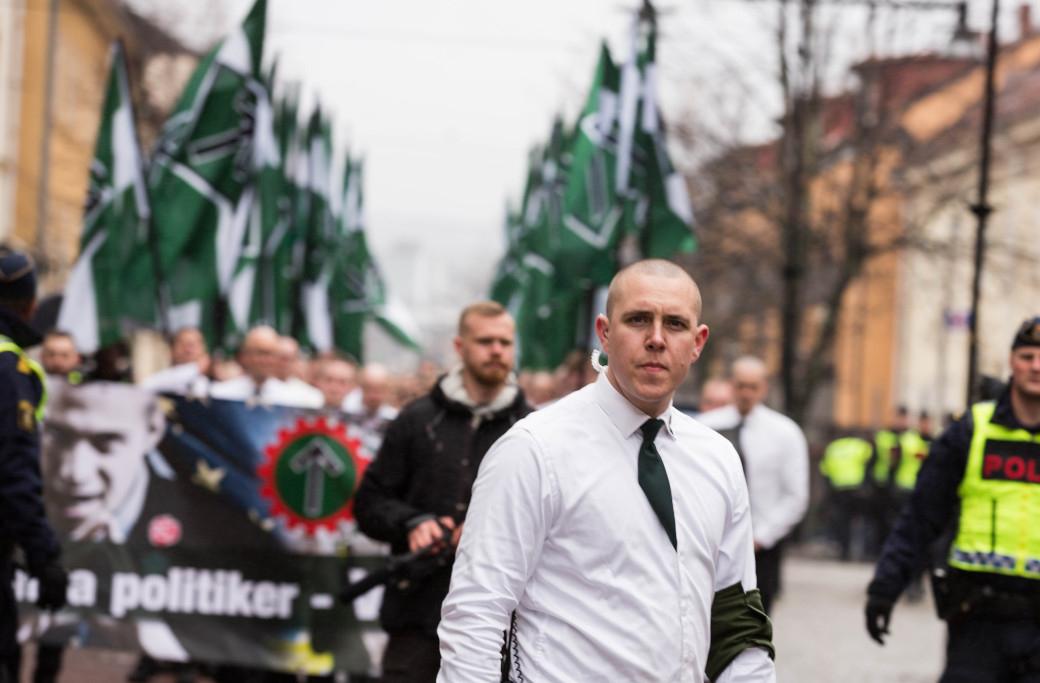 Philip Olsson, NMR-demonstration Ludvika 2018