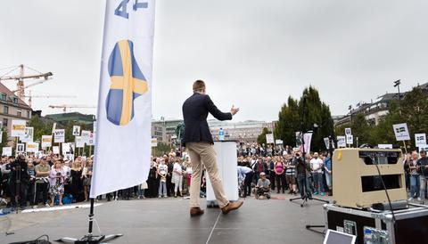 Alternativ för Sverige,