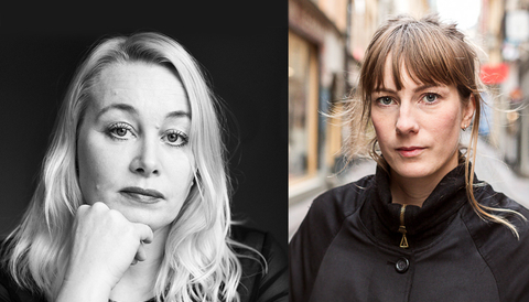 Kollage Ann Heberlein/Anna Fröjd