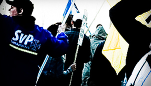 Medlem i nazistparti forbjuds ha vapen