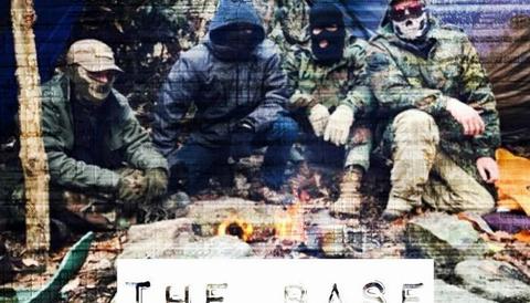 Nazisterna i The Base vill framställa sig som militärt tränade.