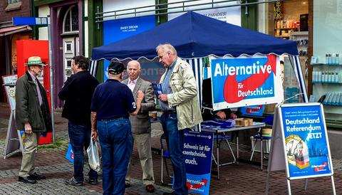 Alternativ för Tyskland (AFD)