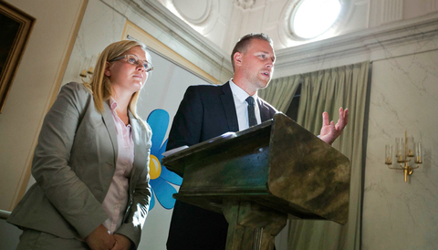 Mattias Karlsson inför kyrkovalet 2013
