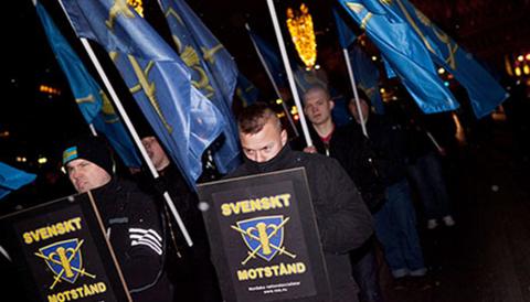 Nordiska nationalsocialister