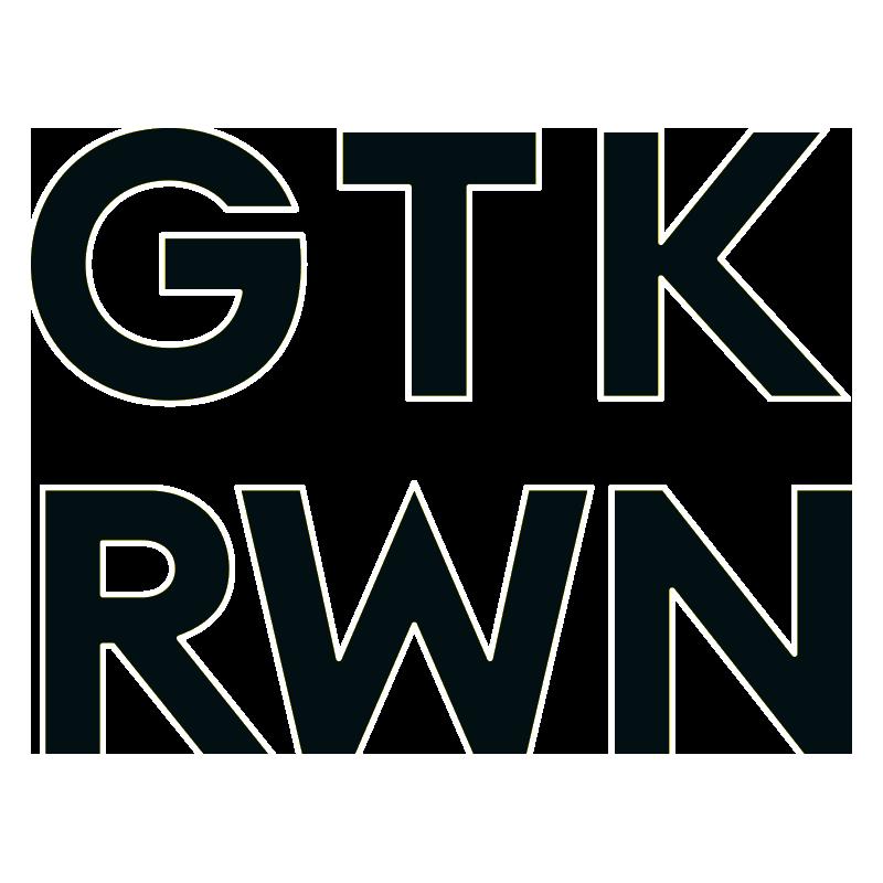 Förkortningen GTKRWN används för att hetsa mot judar på internet